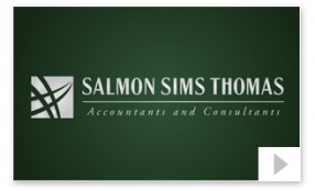 salmons sims business Announcement Video Presentation Thumbnail