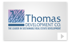 Thomas Development Co. business Announcement Video Presentation Thumbnail