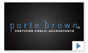 Porte Brown Company Announcement Video Presentation Thumbnail