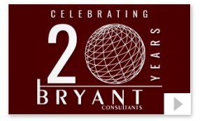 bryant consultants Company Announcement Video thumbnail