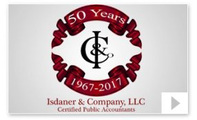Isdaner Public Accountants Company Video Presentation