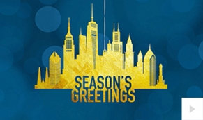 City Greetings holiday ecard thumbnail