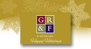 Gelfand, Rennert & Feldman logo template