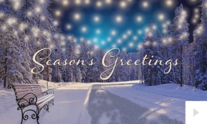luminous holiday e-card thumbnail