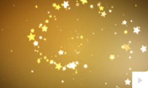 new year stars e-card thumbnail