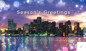 Metropolitan City Lights holiday e-card thumbnail