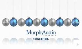 Murphy Austin Company holiday e-card thumbnail