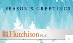 Hutchison Law Company holiday ecard thumbnail