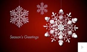 crystal greetings holiday ecard thumbnail