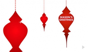 holiday wishes Christmas e-card thumbnail