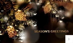 pineboughs holiday ecard thumbnail