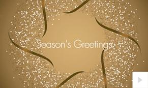spiral lights holiday e-card thumbnail