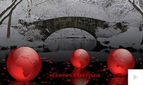 pure elegance holiday e-card thumbnail
