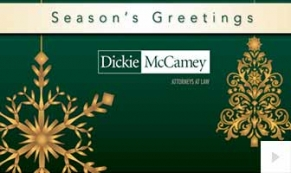Dickey McCamey company holiday ecard thumbnail