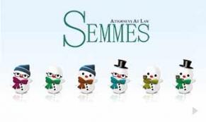 semmes company holiday ecard thumbnail