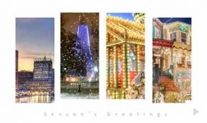 Niles Barton holiday ecard thumbnail