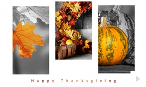 Fall Colours holiday e-card thumbnail