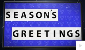 holiday game corporate holiday ecard thumbnail