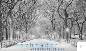 Schnader Company Holiday e-card thumbnail