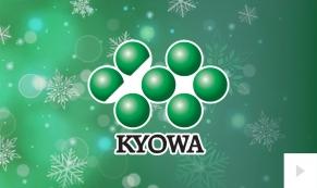 Kyowa Company Holiday e-card thumbnail