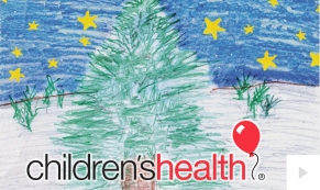 Childrens Health Company Holiday e-card thumbnail