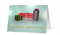 Our Christmas Gift to You Greeting Card