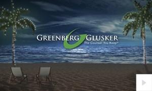 Greenberg Glusker Holiday e-card thumbnail