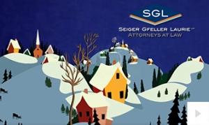SGL Winter Village Holiday Company e-card thumbnail