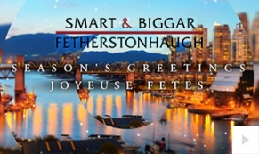 Smart & Biggar Holiday Company e-card thumbnail