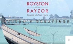 Royston Rayzor Holiday Company e-card thumbnail