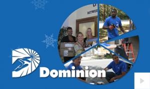 Dominion Our Wish Holiday Company e-card thumbnail