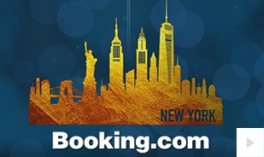 Booking.com Holiday Company e-card thumbnail
