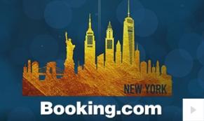 Booking.com Holiday Company e-card thumbnail