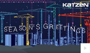 Katzen Holiday Company e-card thumbnail