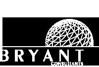 bryant logo white