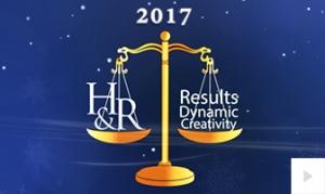 Herzfeld & Rubin Company Holiday e-card thumbnail