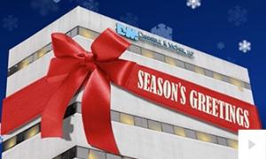 Dannible Company Holiday e-card thumbnail