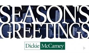 Dickie McCamey Company Holiday e-card thumbnail