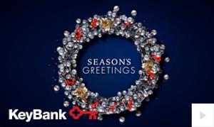 ey Bank Company Holiday e-card thumbnail