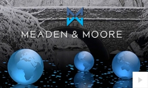 Meaden Moore Company Holiday e-card thumbnail