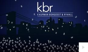 kbr Company Holiday e-card thumbnail