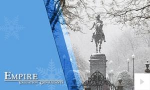 Empire Valuation Company Holiday e-card thumbnail