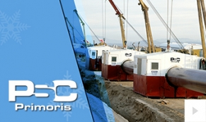 Primoris Company Holiday e-card thumbnail