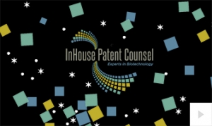 Inhouse Patent Counsel Company Holiday e-card thumbnail