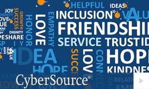 Cybersource Company Holiday e-card thumbnail