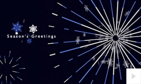 Festive Spirit Holiday christmas e-card thumbnail