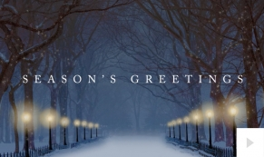 magical night corporate holiday ecard thumbnail