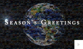 18. Mosaic corporate holiday ecard thumbnail